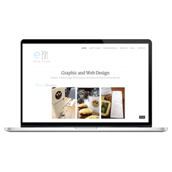 WordPress Web Design - Elena Montes thumb