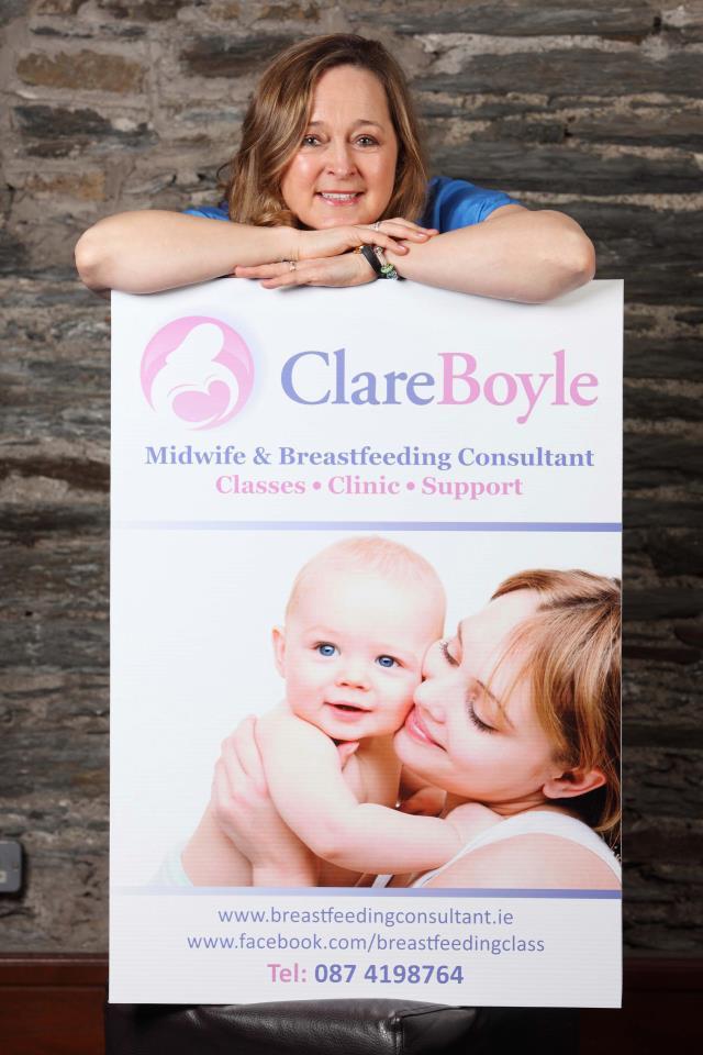 Clare Boyle Breastfeeding Consultant