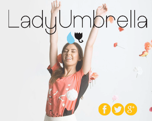 Social Media Management - LadyUmbrella