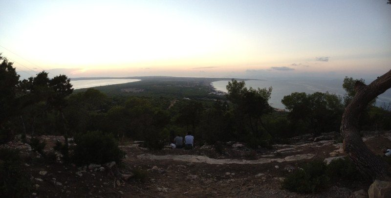 WordPress App for Android - Formentera Sunset