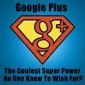 Google Plus SEO Super Power