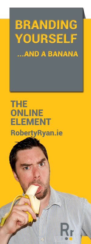 Branding yourself Robert Ryan