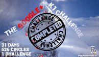 Google Plus K1 Challenge Completed - Google Plus Tips 2