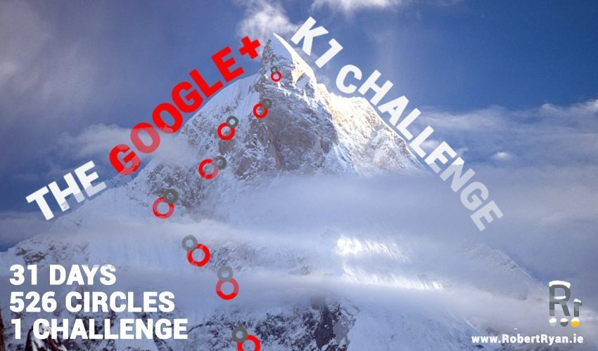 The Google Plus K1 Challenge - Google Plus Tips