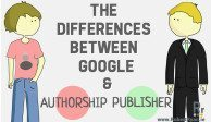 Blog PosGoogle Authorship and Publisher - the differences between them