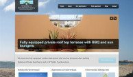 WordPress Web Design - Holiday in Fuerteventura Website - Homepage