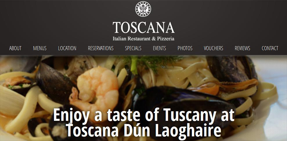 SEO Review & Site Speed Tune Up - Toscana