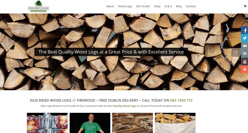WordPress Site Launch - BestLogs