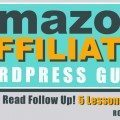 Amazon Affiliate WordPress Guide Follow Up Cover