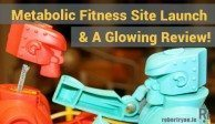 WordPress Site Launch - Metabolic Fitness & A Glowing Review