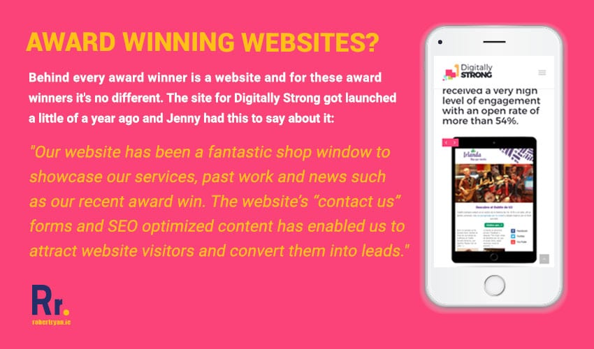 Award Winning WordPress Websites