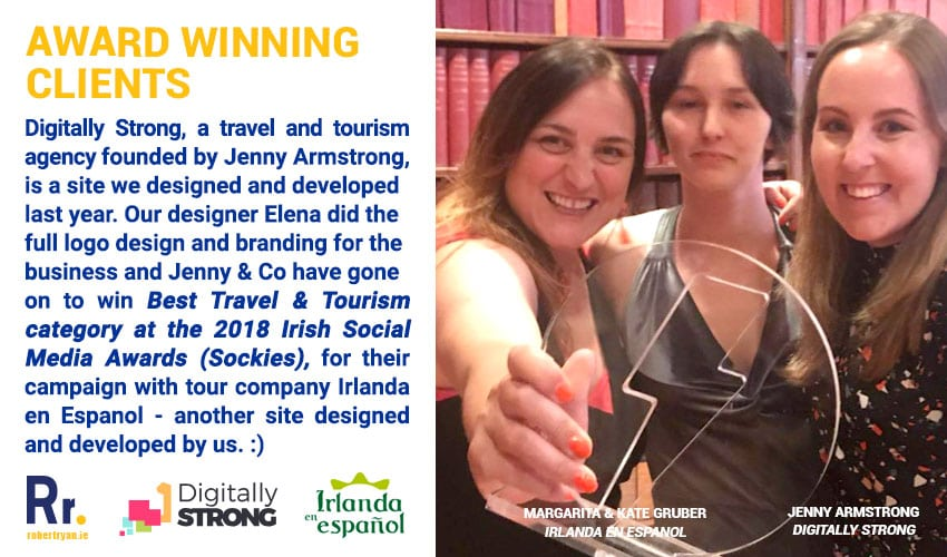 Digitally Strong - Irlanda En Espanol - Sockies Winner 2018