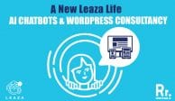 Leaza Chatbot AI WordPress Consultancy